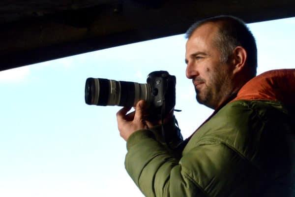 Jan Rybář fotograf